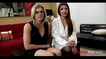 Большой хуй пронзил пизду белобрысой дамы